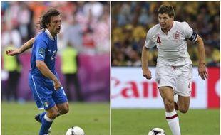 L'Italie et l'Angleterre, arrivées à l'Euro escortées par le doute après des préparations parasitées par les absences, les blessures et les scandales, se disputeront pourtant dimanche à Kiev une place en demi-finale de l'Euro-2012, où les attend la redoutable Allemagne.