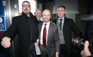 Henry Bolton a été démis d ses fonctions de chef du parti Ukip le 17 février 2018