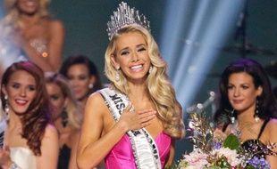 Miss Oklahoma, Olivia Jordan, a été élue Miss USA, le 12 juillet 2015.