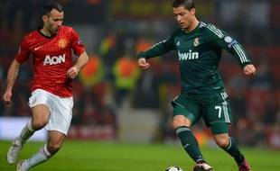 Manchester United et le Real Madrid faisaient match nul 0 à 0 à la mi-temps de leur 8e de finale retour de Ligue des Champions, mardi à Manchester.