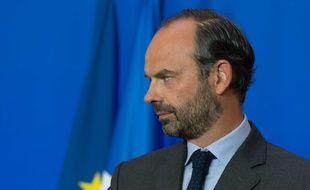 Edouard Philippe, le 6 juin 2017.