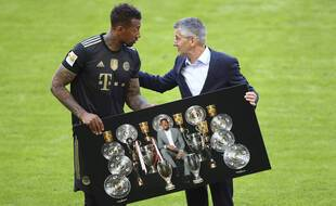 Belle collection pour Boateng