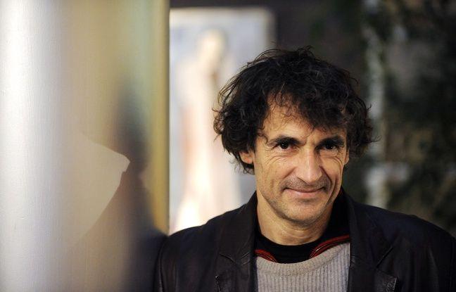 Albert Dupontel à Lille (Nord), en 2009.