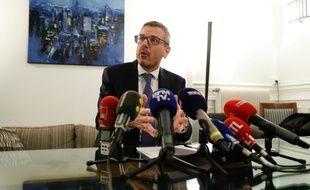 Thibault de Montbrial est l'avocat des policiers incriminés dans l'affaire Cédric Chouviat.