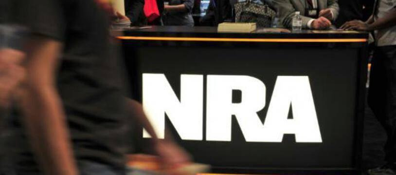 Une convention de la NRA à Nashville, au Tennessee, le 10 avril 2015