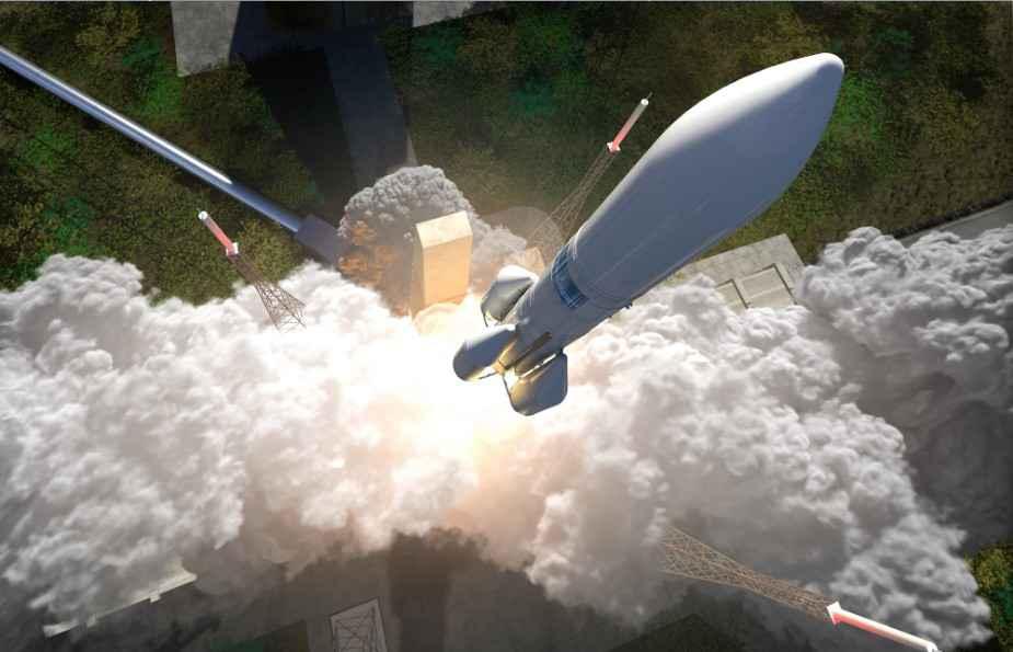 Airbus Safran Launchers et l'ESA reconfirment Ariane 6