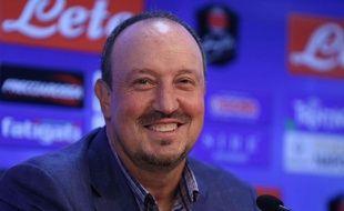 Rafael Benitez devrait succéder à Carlo Ancelotti.