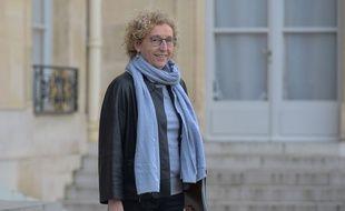 La ministre du Travail Muriel Pénicaud, le 29 janvier 2020, à l'Elysée.