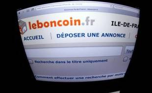 Le logo du site internet leboncoin.fr