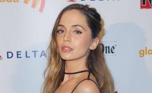 L'actrice Elisa Dushku