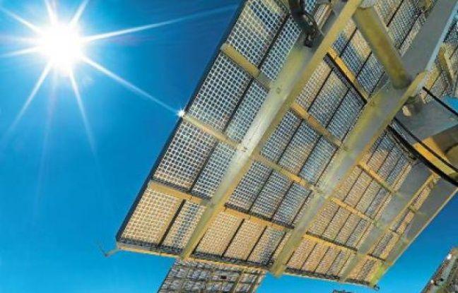 Soitec équipe des fermes solaires.
