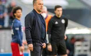 Hansi Flick va reprendre la sélection allemande après l'Euro 2021.