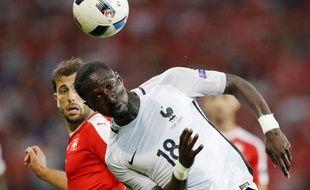 Moussa Sissoko a brillé face à la Suisse