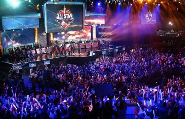 eSport: «League of Legends» veut écrire sa légende en France