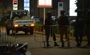 Une attaque terroriste a été menée dimanche soir contre un café-restaurant à Ouagadougou (Burkina Faso)
