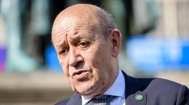 Présidentielle 2022 : Pour Jean-Yves Le Drian, le PS s'est « retiré de la compétition »