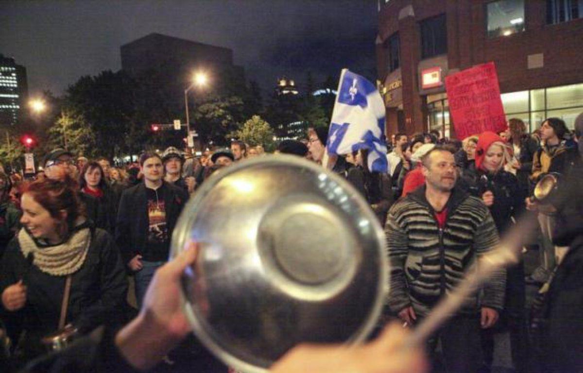 Les négociations entre le gouvernement et les étudiants pour résoudre le conflit sur les frais de scolarité ont repris mercredi après-midi à Québec, les parties se disant déterminées à trouver une solution à ce différend qui dure depuis près de quatre mois – Francis Vachon afp.com