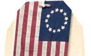 Un sachet de thé, symbole de la colère des conservateurs américains contre les impôts
