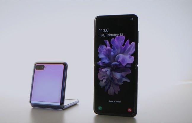 VIDEO. Samsung Galaxy Z Flip: On s'est plié aux nouveaux usages de ce smartphone à écran souple