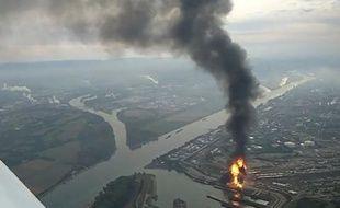 Une explosion a eu lieu lundi en fin de matinée sur un site du chimiste BASF à Ludwigshafen dans l'ouest de l'Allemagne