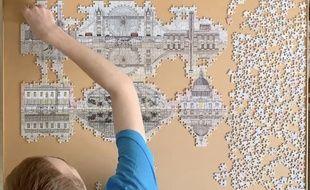 Le puzzle, ce jeu transgénérationnel, connaît une nouvelle jeunesse.