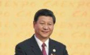 Xi Jinping, le futur président.