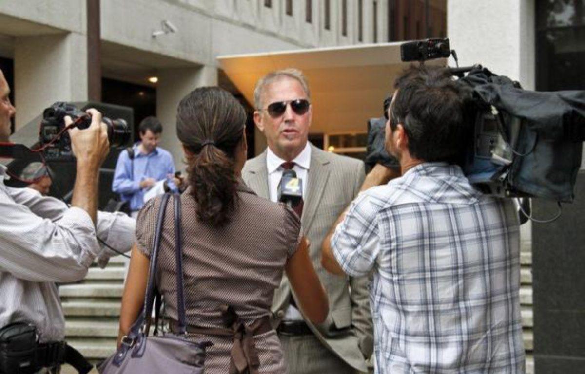 L'acteur Stephen Baldwin, qui poursuivait Kevin Costner, son ancien partenaire dans une société commercialisant un système de dépollution des eaux, a été débouté en justice jeudi, selon des documents rendus publics vendredi. – Monica Mcklinski afp.com