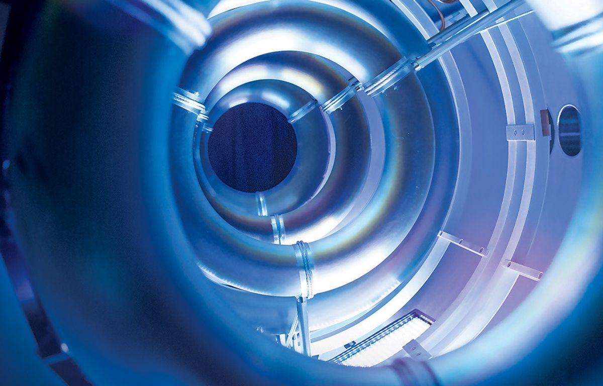 Le concept de réacteur à fusion nucléaire de Lockheed Martin utilise une architecture nouvelle. – E.SCHULZINGER/LOCKHEED MARTIN