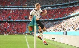 Robin Gosens a (presque) tordu le Portugal à lui tout seul samedi.