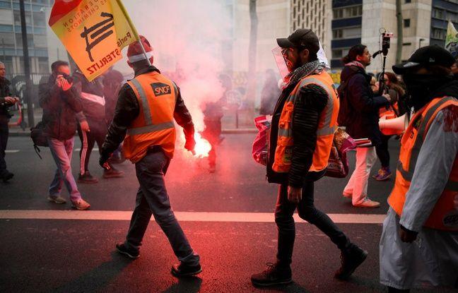 Grève à la SNCF: Au 29e jour de mobilisation contre la réforme des retraites, le record de 1986-1987 est battu