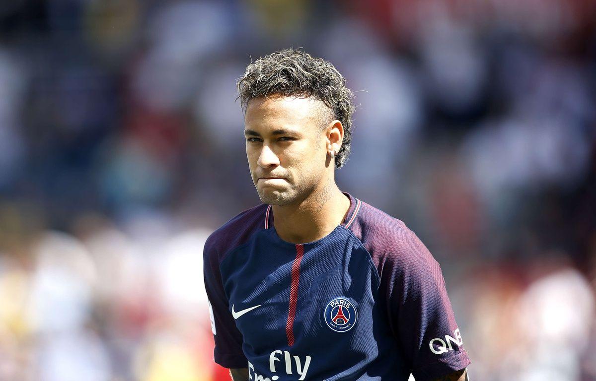 Neymar à Paris, le 5 août 2017. – SIPA