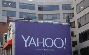 Le siège de Yahoo! à Washington, le 5 août 2015
