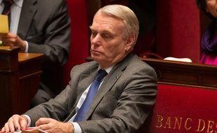 Jean-Marc Ayrault à l'Assemblée nationale le 13 novembre 2013.