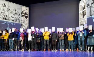 Les auteurs et autrices de BD ont dénoncé leur conditions de travail lors du dernier festival d'Angoulême.