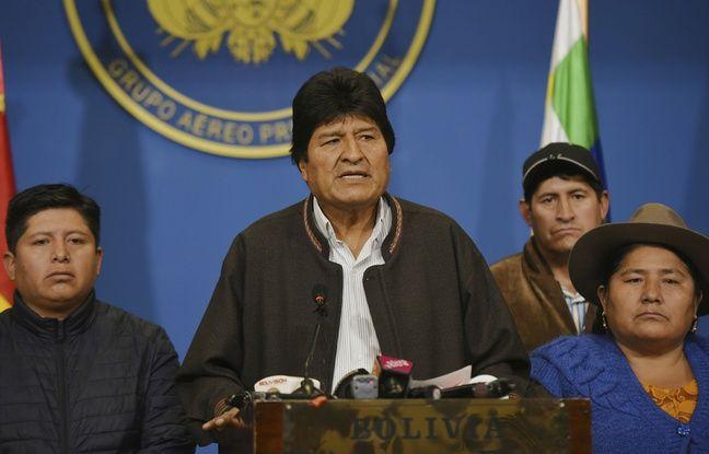 Bolivie: Le Mexique accorde l'asile politique à Evo Morales