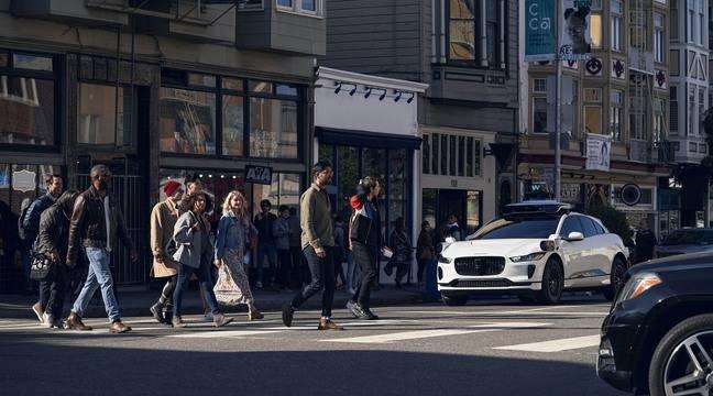 Les voitures autonomes de Waymo (Google) à l'assaut des rues de San Francisco - 20 Minutes