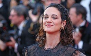 Asia Argento au Festival de Cannes, le 17 mai 2017.