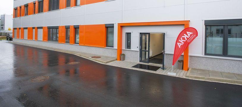 Un filiale du groupe d'ingénierie Akka en République tchèque.
