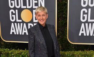 L'animatrice Ellen DeGeneres