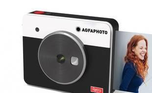 Le Realipix Square S imprime ses photos au format carré.