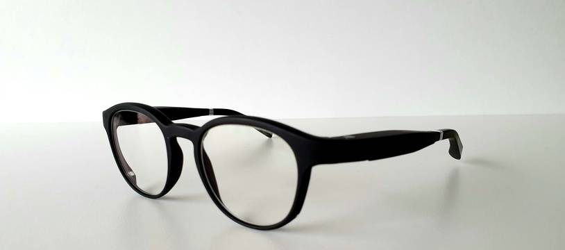 Des lunettes connectées (photo d'illustration)