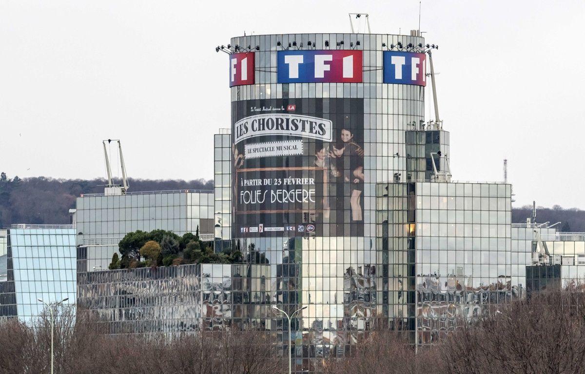 Le siège de TF1 à Paris – M.ASTAR/SIPA
