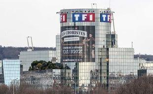 Le siège de TF1 à Paris
