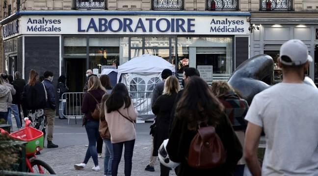 Coronavirus : Les contaminations en hausse sur une semaine en France, une première depuis juillet