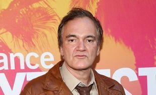 Quentin Tarantino à Los Angeles, le 10 août 2017.