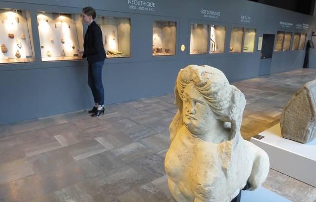 La nouvelle expo au musée Dobrée