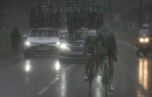 La 9e étape du Tour de France entre Cluses et Tignes, le 4juillet 2021.