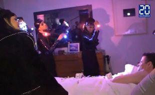 Rihanna réveille Jimmy Kimmel en pleine nuit