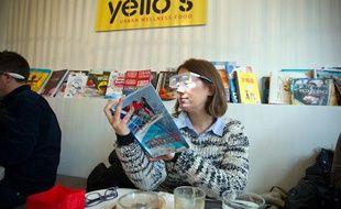 Le restaurant Yello's propose de déjeuner tout en profitant de vingt minutes de luminothérapie.