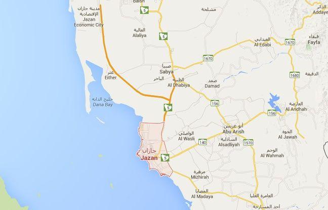 La province de Jazane, en Arabie Saoudite.